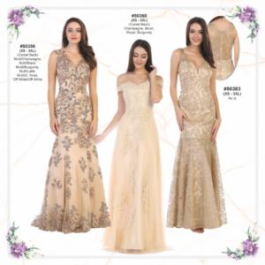 43 Vestidos De Galanoche Moda Almacenes Flores